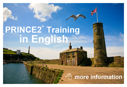 prince2 training given in English language
