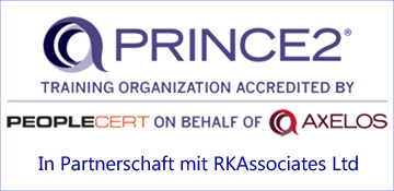 Prince2 foundation practitioner ATO logo